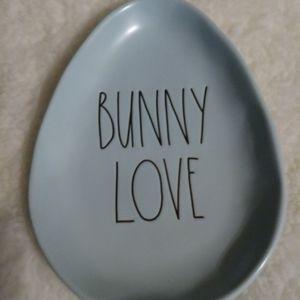 Rae Dunn Easter Spring Plates